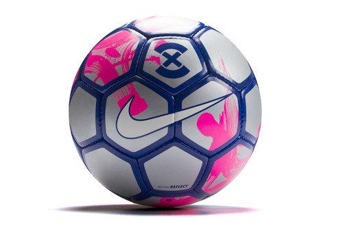 FootballX Duro Reflect Training Football