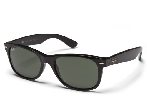 Ray-Ban 2132 901L New Wayfarer Sunglasses