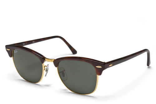 Ray-Ban 3016 Clubmaster Classic Sunglasses