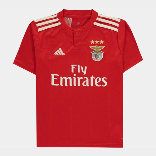 Benfica Replica Shirt Boys