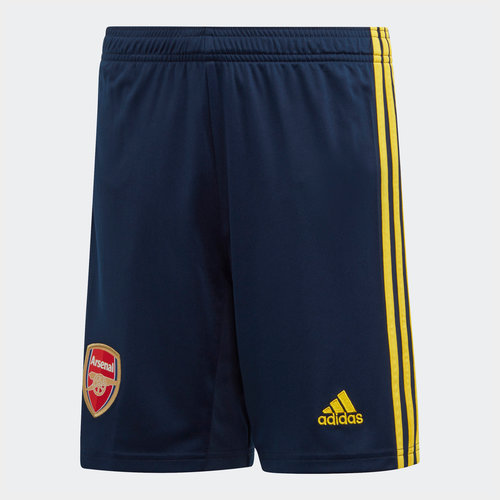 Arsenal 19/20 Kids Away Football Shorts
