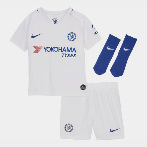 Chelsea 19/20 Away Mini Kit