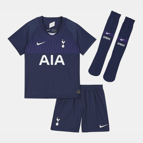 Tottenham Hotspur 19/20 Away Mini Kids Football Kit