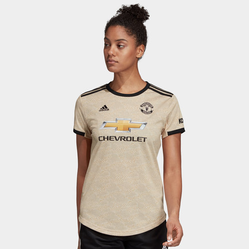 Manchester United 19/20 Ladies Away S/S Football Shirt