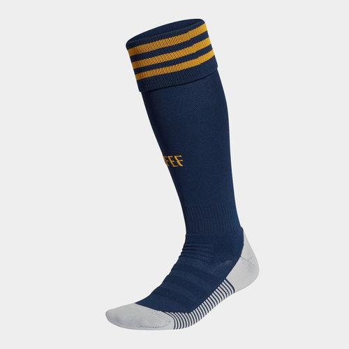 Spain 2020 Home Kids Football Socks