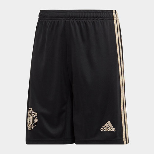 Manchester United 19/20 Kids Away Football Shorts