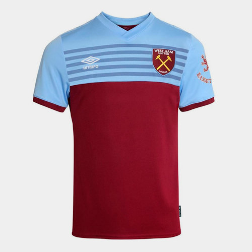 West Ham United 19/20 Kids Home S/S Football Shirt