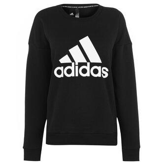 Crew Neck Sweatshirt Ladies