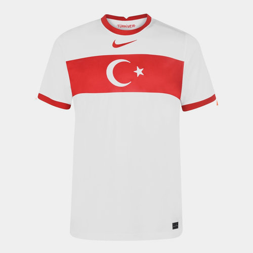 Turkey 2020 Home Football Shirt