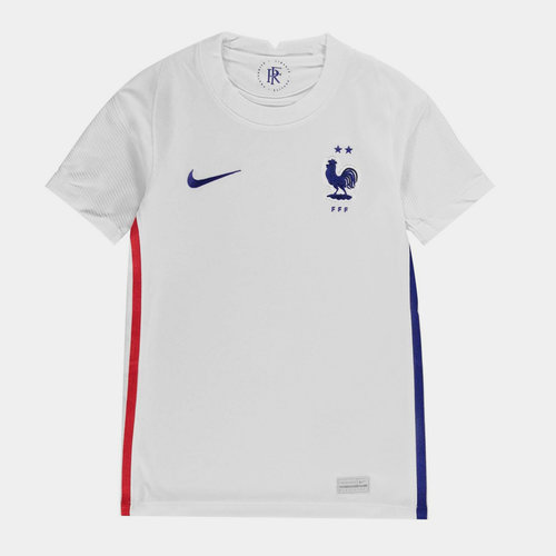 France 2020 Kids Away Football Shirt