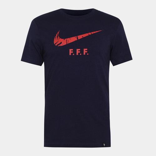 France T Shirt 2020 Mens