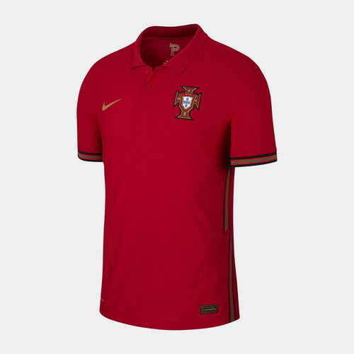 Portugal 2020 Home Authentic Match Football Shirt