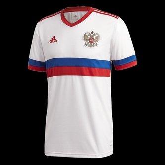 Russia 2020 Away Football Shirt