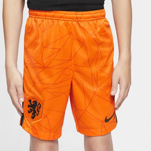 Holland 2020 Kids Home Football Shorts