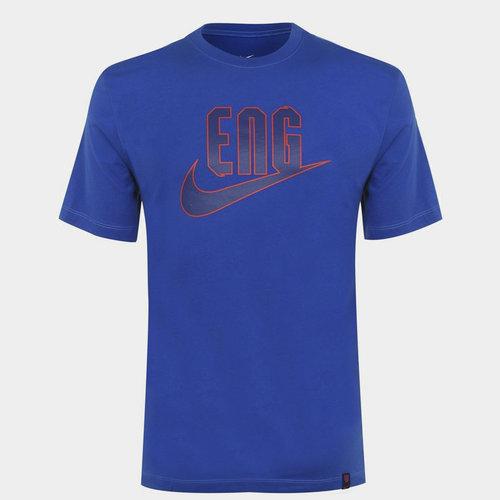 England T Shirt Mens