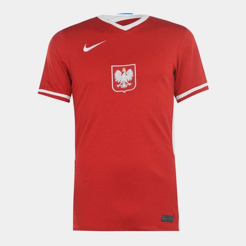 Poland 2020 Away Football Shirt