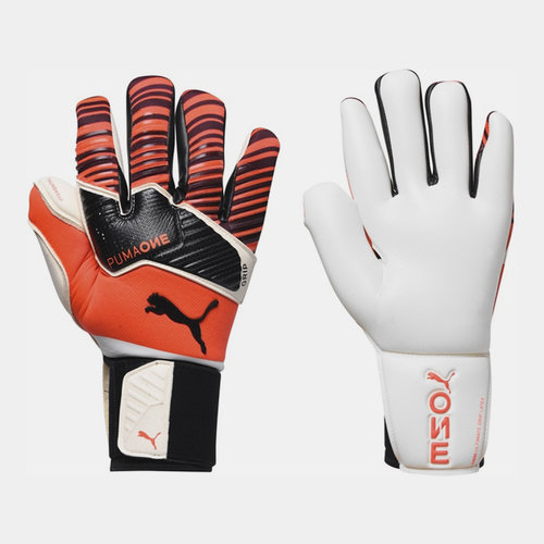 One Grip 1 Hybrid Goalkeeper Gloves