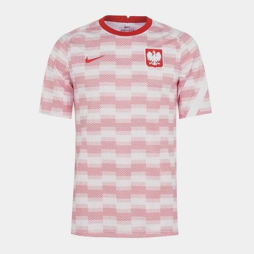 Poland Pre Match Shirt 2020 Mens