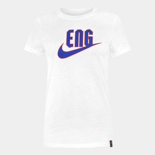 England T Shirt 2020 Ladies