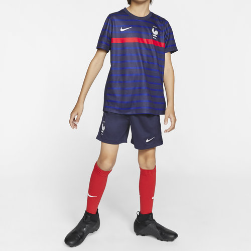 France 2020 Home Mini Kids Football Kit