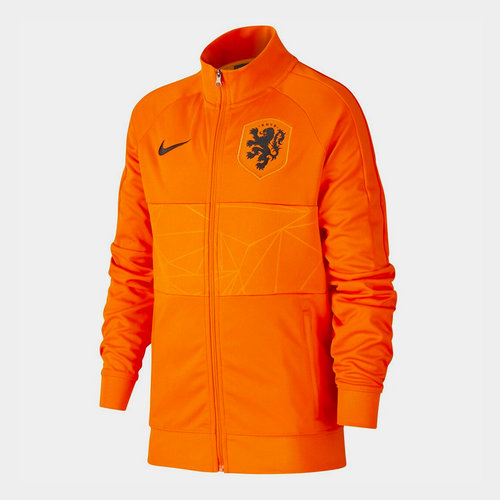 Netherlands Anthem Jacket 2020 Junior
