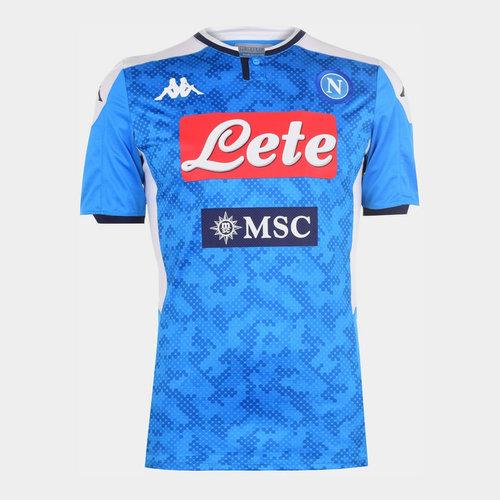 Napoli 19/20 Home Shirt Mens