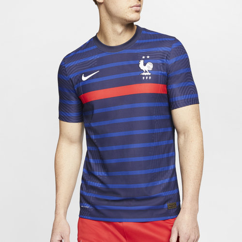 France 2020 Home Authentic Match Football Shirt