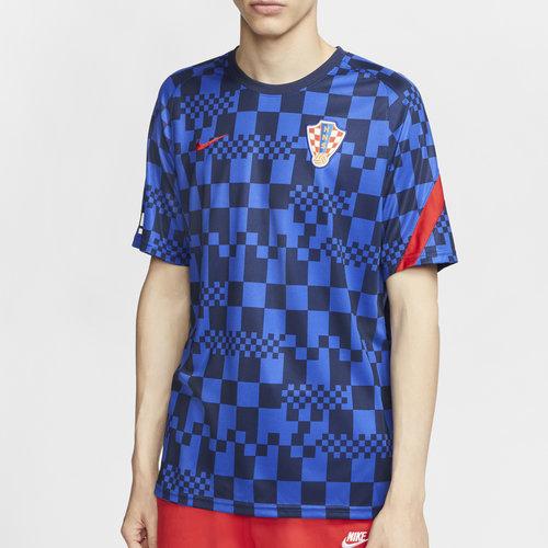 Croatia 2020 Pre Match Football T-Shirt