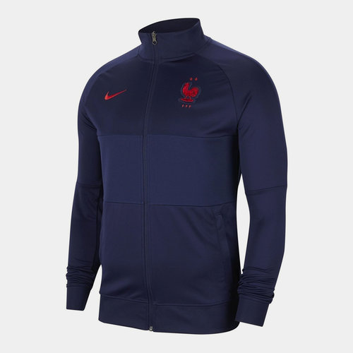 France 2020 Anthem Football Jacket