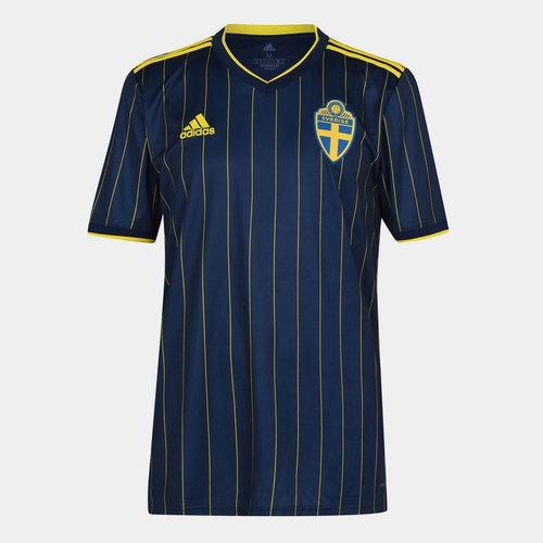 Sweden 2020 Away Football Shirt