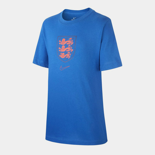 England Crest T-Shirt 2020 Junior