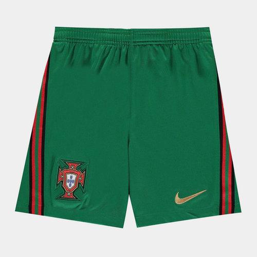 Portugal 2020 Kids Home Football Shorts
