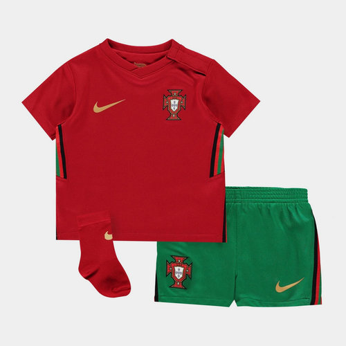 Portugal 2020 Home Baby Football Kit