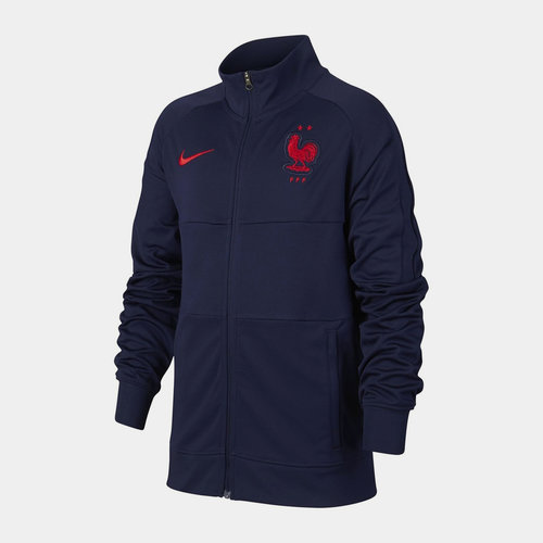 France 2020 Kids Anthem Football Jacket