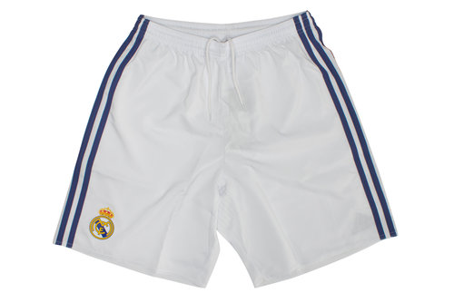 Real Madrid 16/17 Home Kids Replica Football Shorts