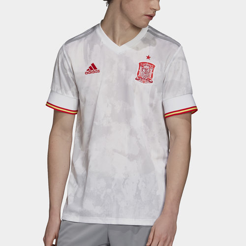 Spain 2020 Away Football Shirt
