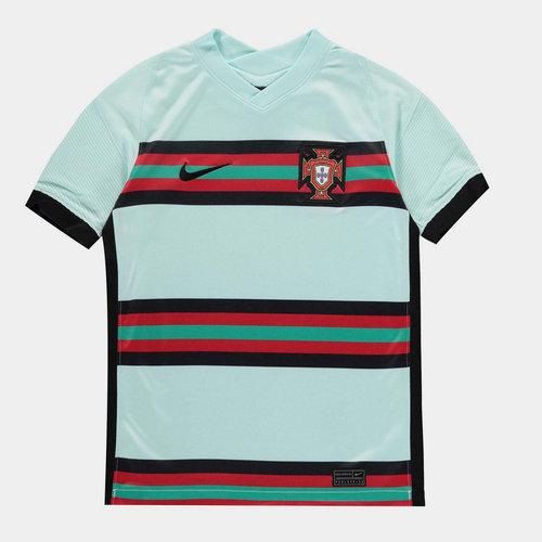 Portugal 2020 Kids Away Football Shirt