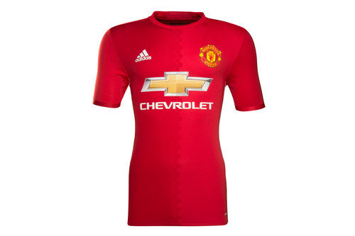 Manchester United 16/17 Home adizero Authentic Players S/S Football Shirt