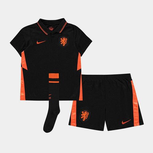 Holland 2020 Away Mini Kids Football Kit