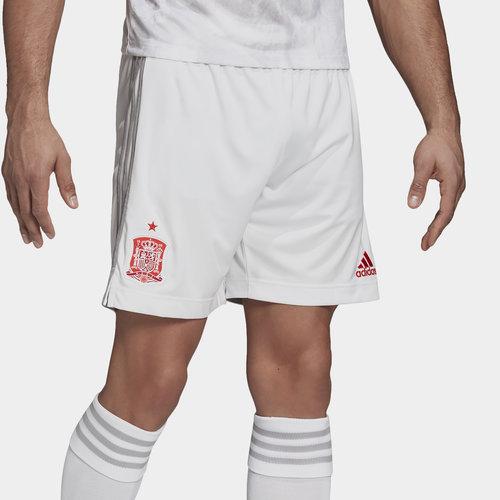 Spain 2020 Away Football Shorts