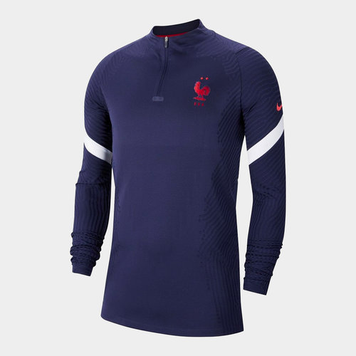 France 2020 Vapor Knit Strike Drill Football Top