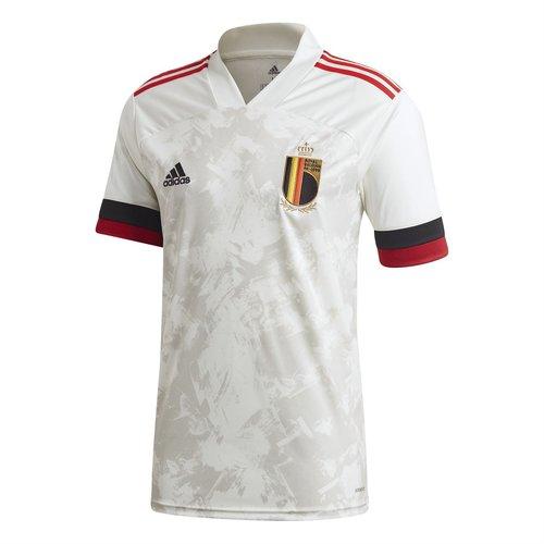 Belgium 2020 Away Football Shirt