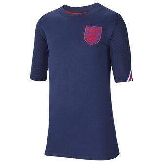 England 2020 Kids Football Strike Top