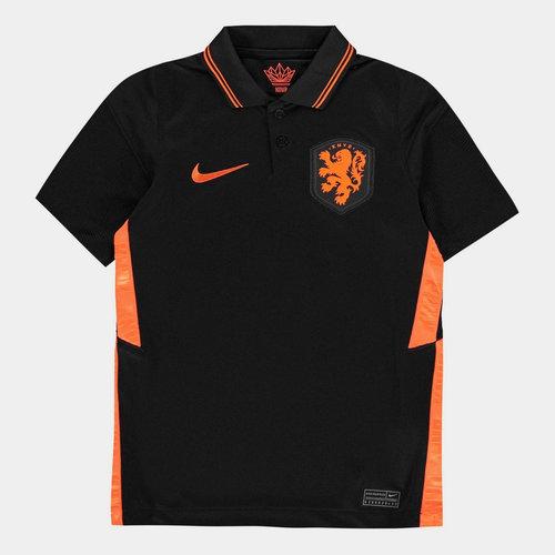 Holland 2020 Kids Away Football Shirt