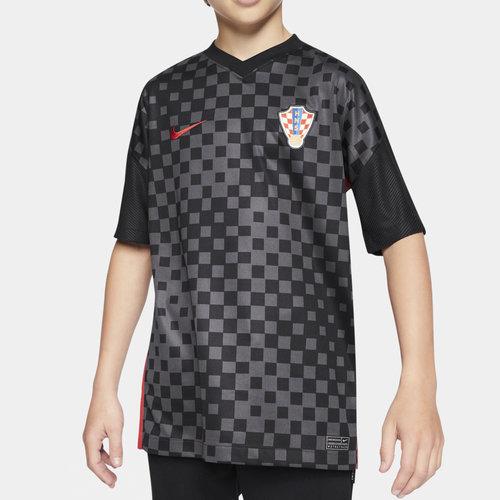 Croatia 2020 Kids Away Football Shirt