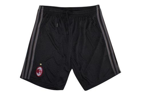 AC Milan 16/17 Home Football Shorts