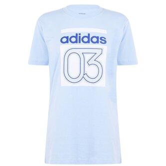 03 QT T Shirt Ladies