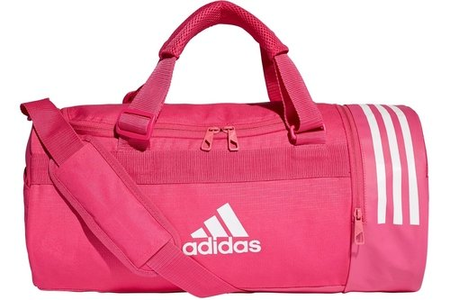 Convertible 3 Stripes Duffel Bag Small