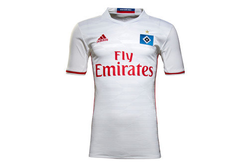 Hamburg SV 16/17 S/S Home S/S Replica Football Shirt