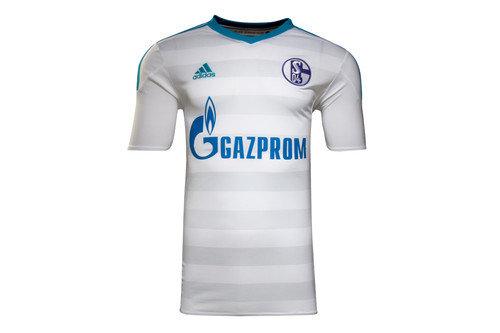 FC Schalke 04 16/17 Away S/S Football Shirt